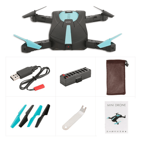 Headless WiFi FPV RC Quadcopter with 2.0MP Camera