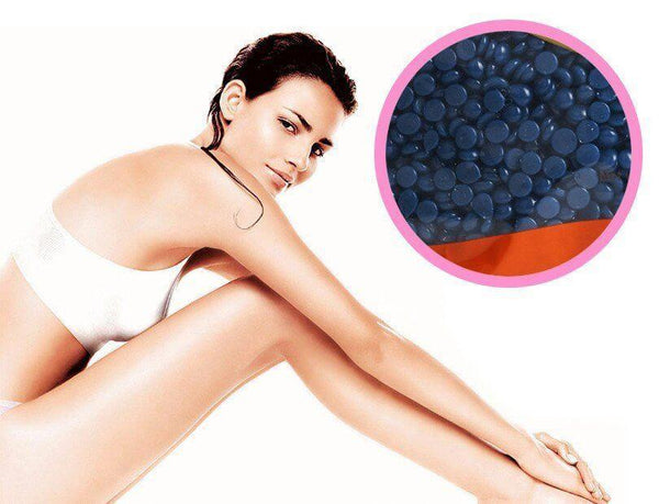 Hard Wax Beans - Painless Natural Hair Removal