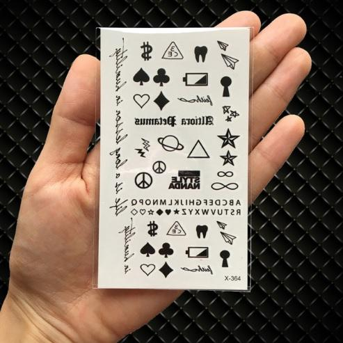 Awesome Temporary Tattoos
