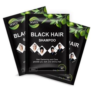 BlackShampoo™ - Turn Grey & White Hair Into Black!