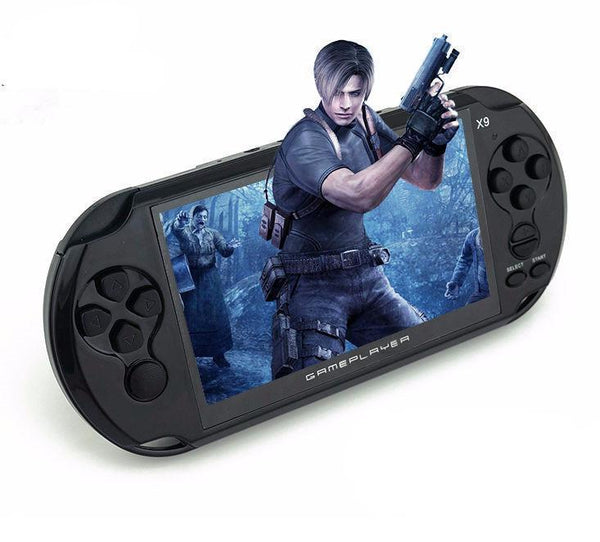 "5.0"" Handheld Game Console"