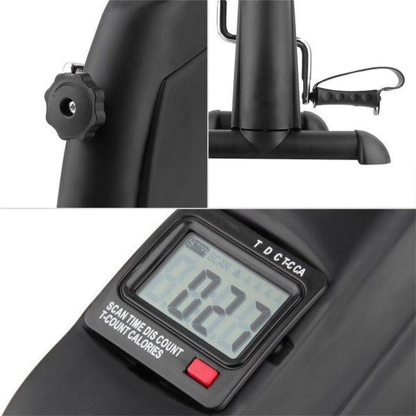 Mini Pedal Exerciser with LCD Display