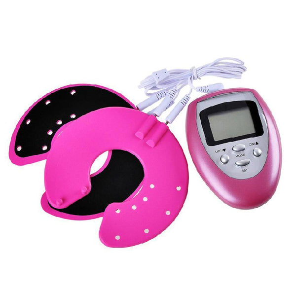 Electronic Breast Enhancer Growth Muscle Stimulator
