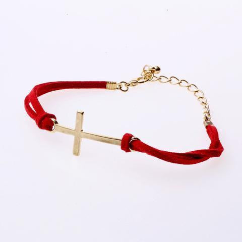 Jesus Cross Bracelet