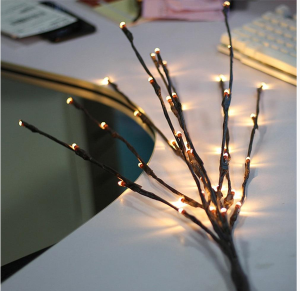 LED Twig Branch Lights