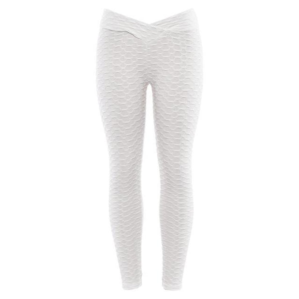 Push Up Pleated Leggings