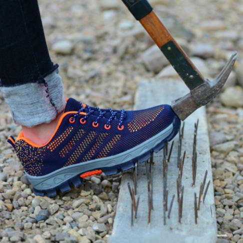 Indestructible Summer Safety Shoes