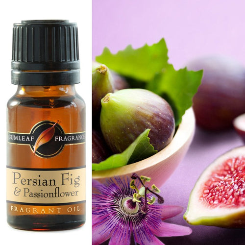 Persian Fig & Passionflower Fragrant Oil