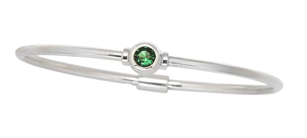 Cape Cod Birthstone Bracelet (May)