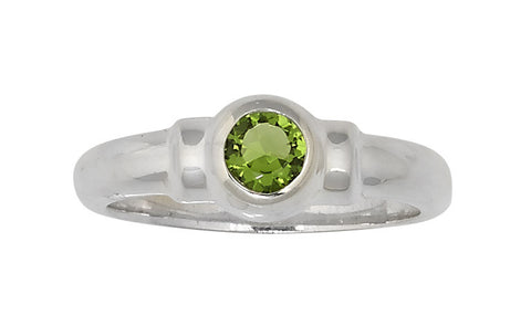 Cape Cod Birthstone Ring (August)