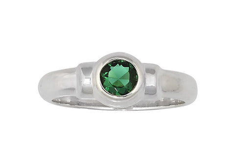 Cape Cod Birthstone Ring (May)