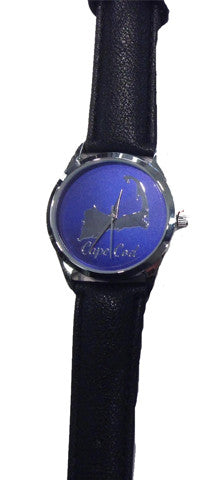 Cape Cod Watches - Black Band