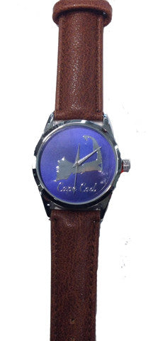 Cape Cod Watches - Brown Band