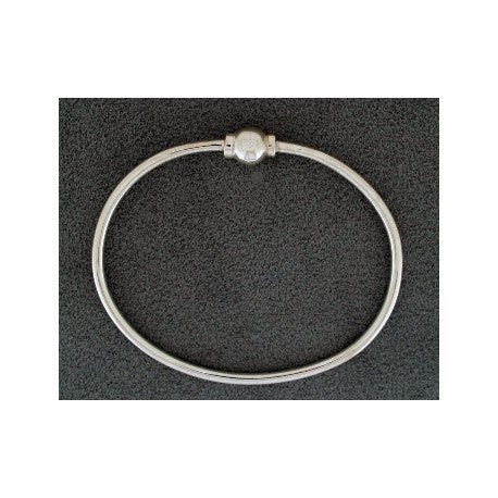 Sterling Silver Classic Cape Cod Bracelet - Single Ball