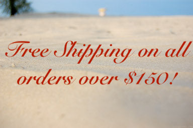 Free Shipping over $150 Get Your Cape Cod Jewelry Today!