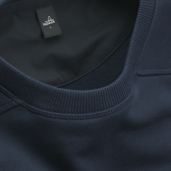 MOORE | Navy Blue