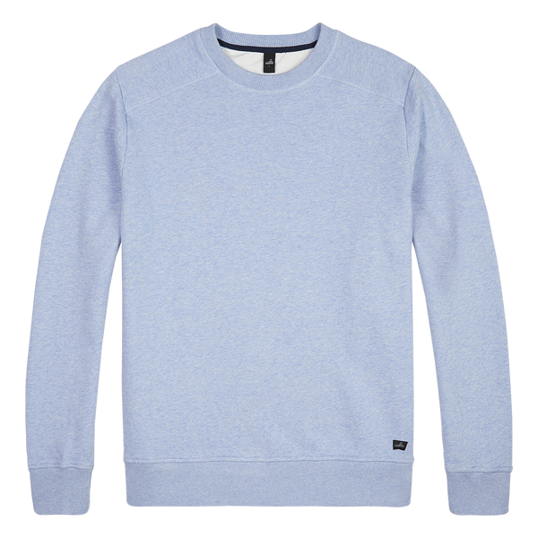 MOORE | Light Blue Melange