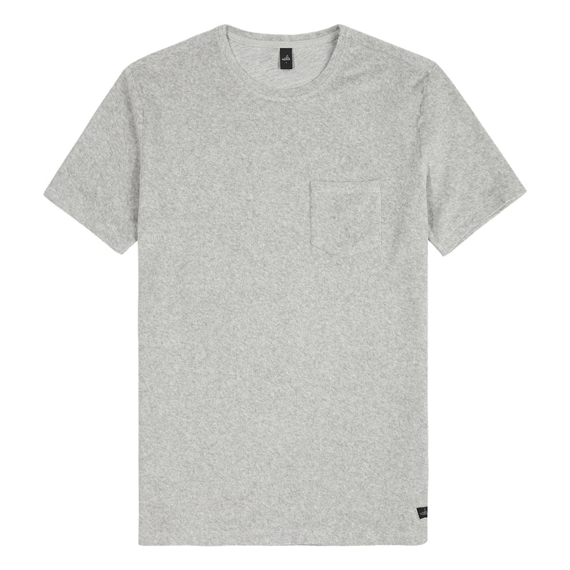 TODD | Light Grey Melange