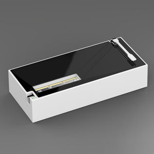 Gerui Automatic Cigarette Rolling Machine Metal Tobacco Electric Rolling machine Roller for 8mm Smoking Accessories