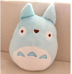 Super Adorable Chinchilla Plush Toy Japan Anime Totoro Plush Toy Doll Cute Doll Family Pillow