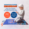 The interactive Kid Prayer Mat