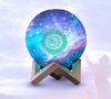 Colored Quran Moon lamp Speaker