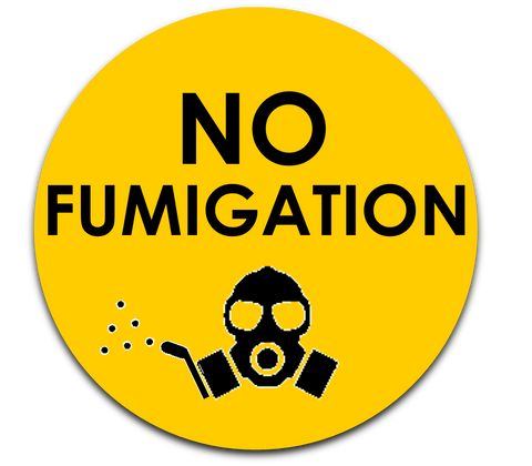 No Fumigation