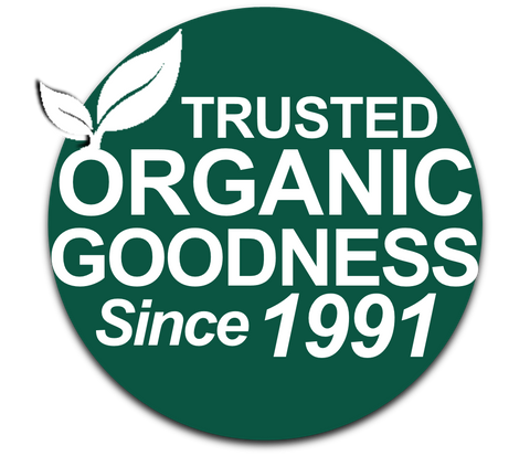 Organic Goodness since 1991