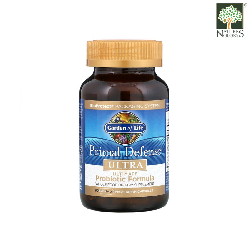 Garden of Life Primal Defense Ultra Probiotic 90 Vegan Caps