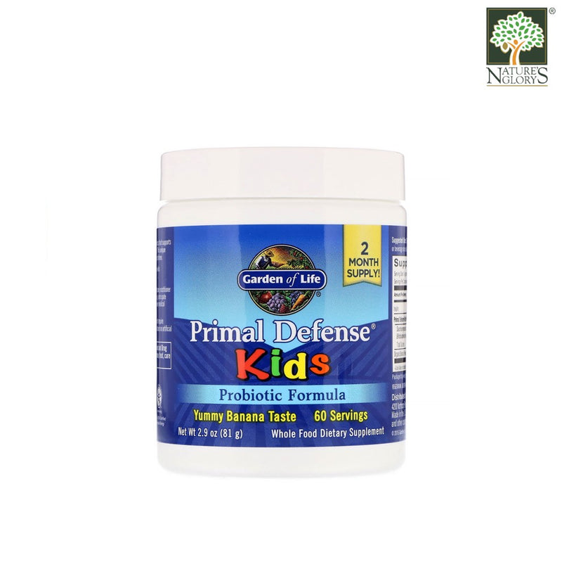 Garden of Life Primal Defense Kids Powder Probiotic Formula 81g