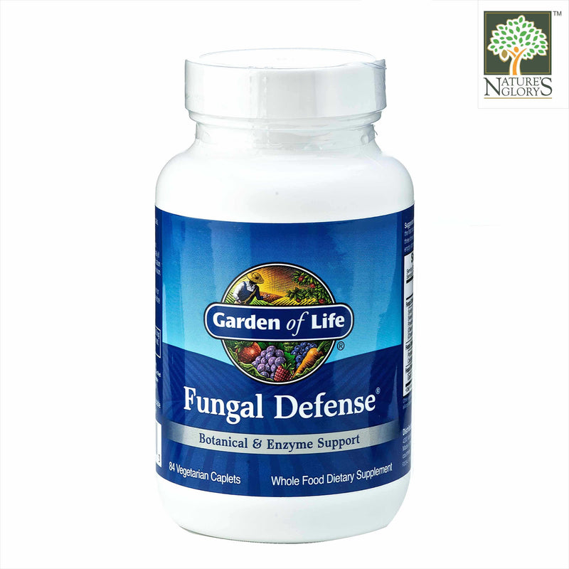 Fungal Defense Garden of Life (84 Vegetarian Caplets)