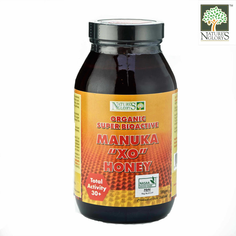 Manuka XO Honey 30+ Nature's Glory 700g Organic (NA 8131P)