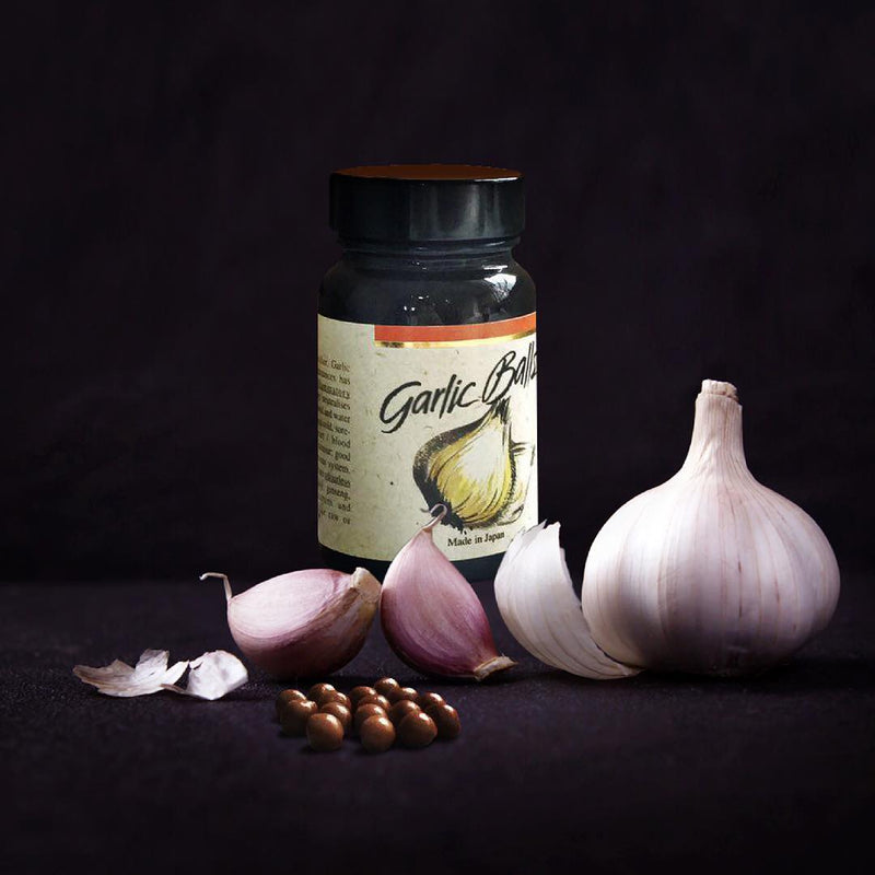 Garlic Balls - Food Based Supplement