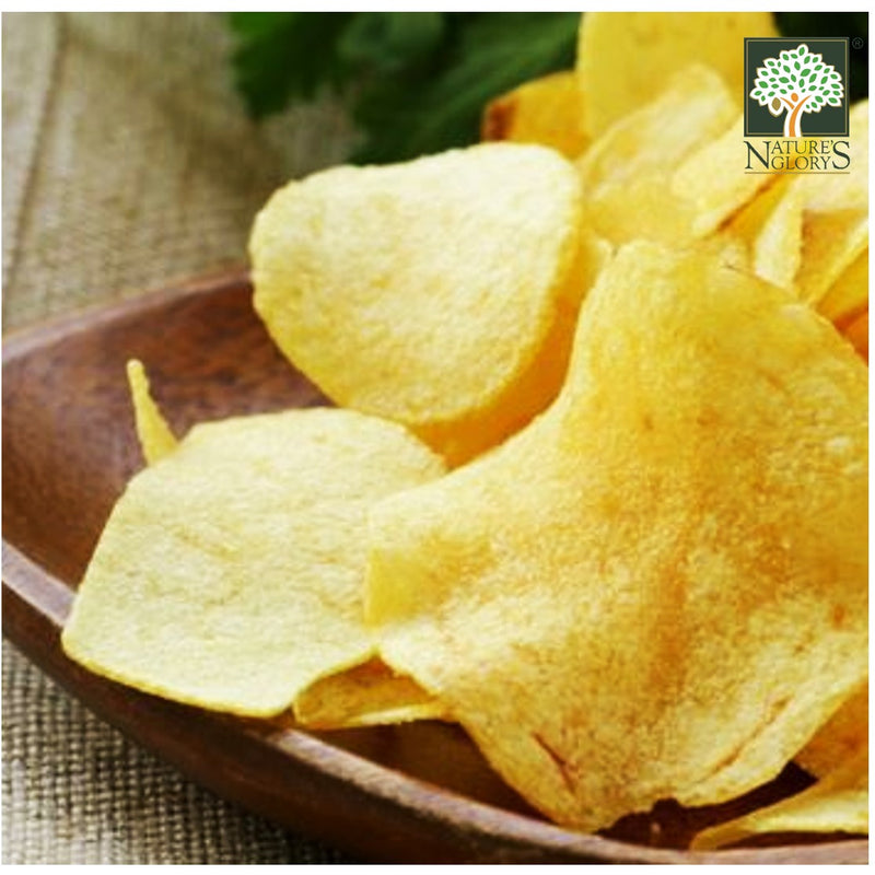 Luke's Organic Potato Chips White Truffle & Sea Salt