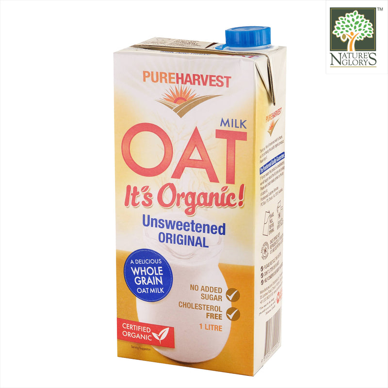 MIX & MATCH Pureharvest Oat Milk & Rice Milk