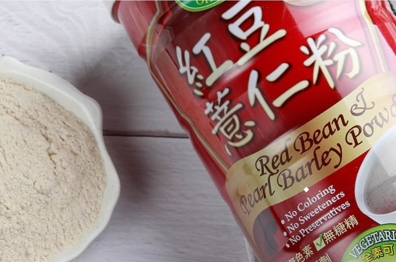 Red Bean & Pearl Barley Powder 500g OHGREEN (Best before: Approx. 1 year)