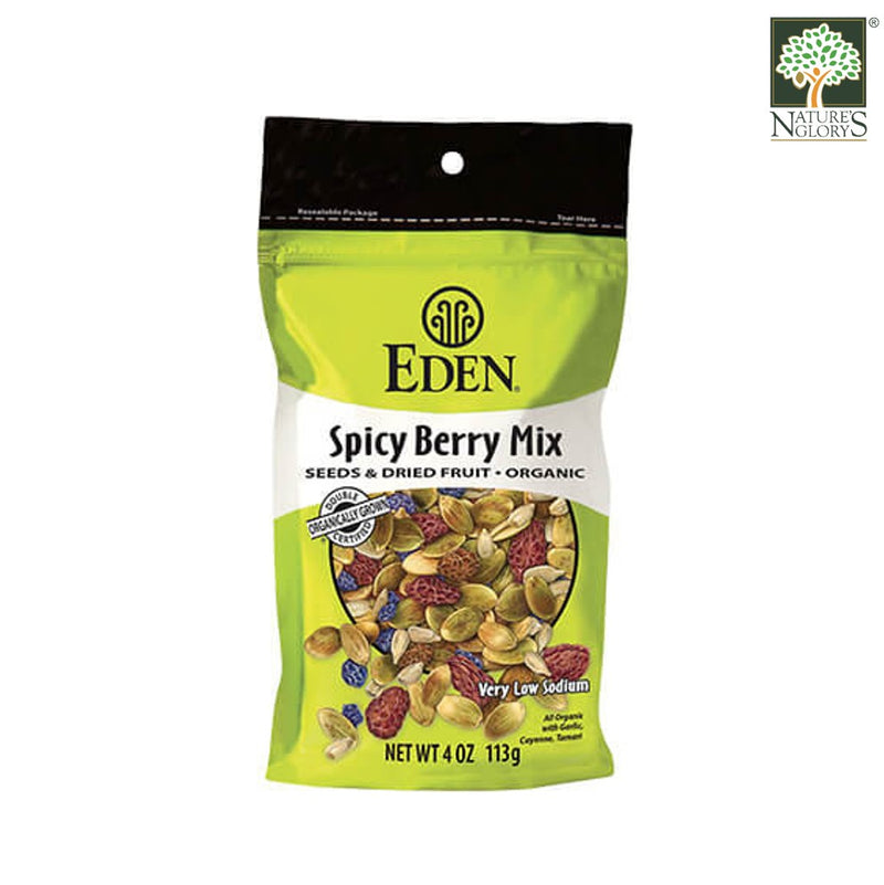 Spicy Berry Mix Eden 113g Organic