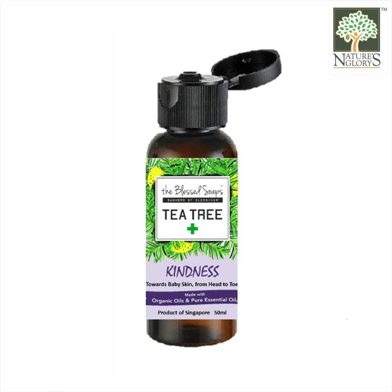 The Blessed Soaps® Tea Tree Kindness 50ml
