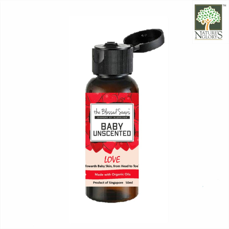 The Blessed Soaps Baby Unscented Love 50ml