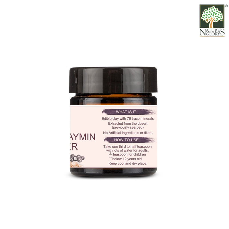 Adam's ClayMin Powder 70g-Product Description View 1