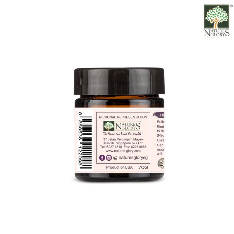 Adam's ClayMin Powder 70g-Product Description View 3