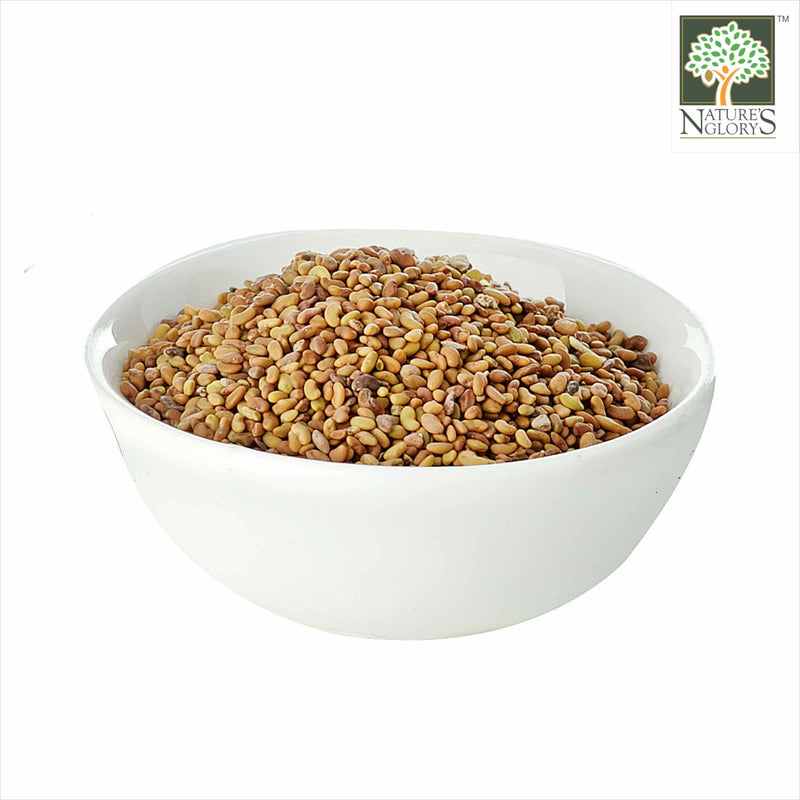 Alfafa Seed  Nature's Glory 150g Organic. (Best Before: Approx. 1 year)