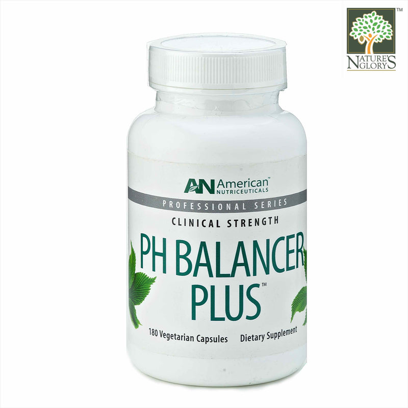 American Nutriceuticals pHBalancer Plus 180caps