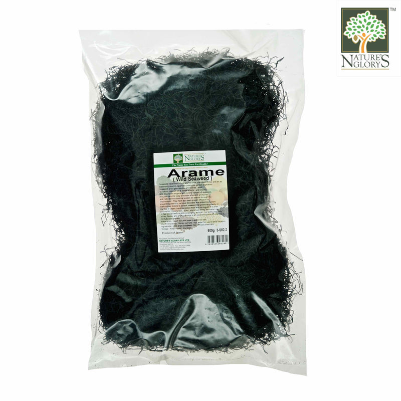 Arame Nature's Glory 500g (Seaweed)