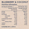 Blueberries And Coconut Paleo Blend Natural Muesli Gluten Free 500g (Best before: Apr 30,2021)
