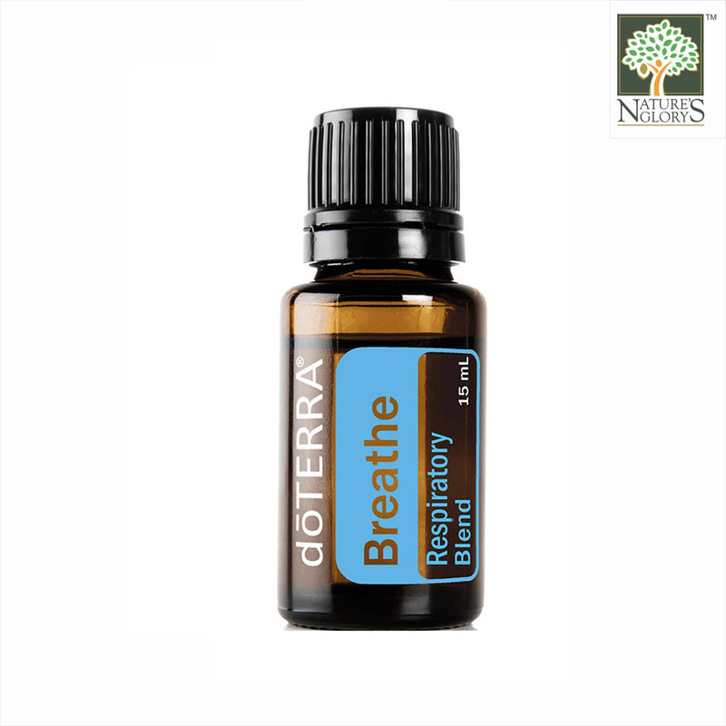 Breathe lungs Blend Essential Oil 15ml(Organic Essential Oil)
