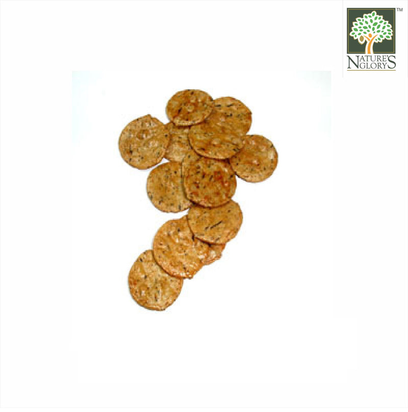 Brown Rice Cracker Hijiki Nature's Glory 65g
