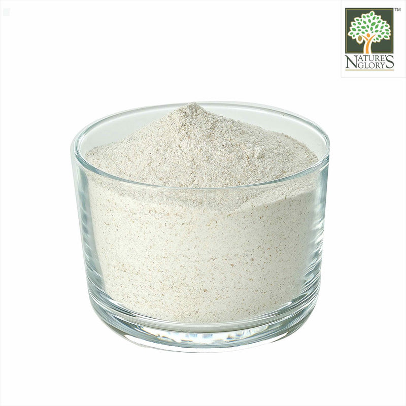 Organic Buckwheat Flour Nature's Glory (NA 8131P) In A Bowl