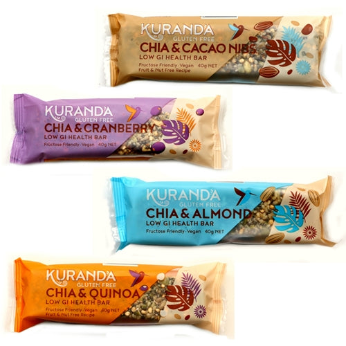 Chia Bar  Mix & Match Gluten Free.