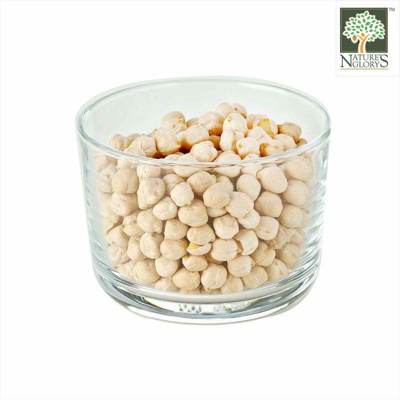 Chickpea Nature's Glory 400g OG.(NA 8131P)